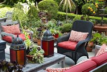 Koltuk bahçe masaları sehpa ...