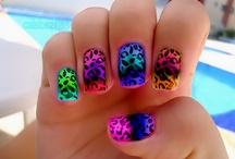 Nails nails and more nails!!!! / by Angel Erwin