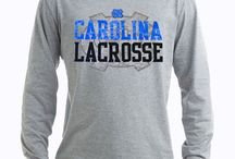 Lacrosse Unlimited Long Sleeve College Shirts / Stay warm and support your favorite team. Perfect for fall ball / by Lacrosse Unlimited