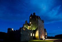 Ackergill Tower Wedding Venue / There is a magic like no other at Ackergill Tower, the warm and friendly atmosphere inside the Tower, coupled with the care and attention we apply ensures that every day is dreamlike.  View more photos, video, wedding offers and full details via: http://www.weddingvenuesinscotland.co.uk/AckergillTower.htm #scottishweddings #weddingvenues
