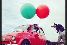 Fiat 500 - Trouwauto Inspiratie