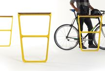DFA BIKE STANDS