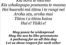 Māori Lesson Ideas