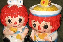 Cookie jars / by Teresa Stacka