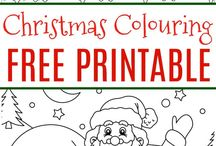 Colouring sheets / Colouring sheets for the whole family - hours of fun to be had!