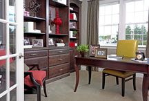 Home Office Ideas / by Melissa Hitchon Kolonich