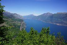 Walking In Lake Garda