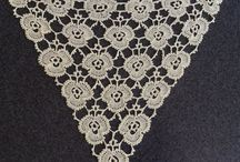 Lace / Handcrafted crochet lace