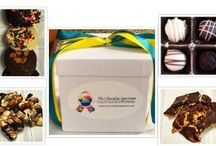 Treat Shop / Visit our Chocolate Treat Shop for lots of delicious options for chocolate treats