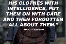 Tailored Quotes / Get inspired wih these quotes about fashion and life