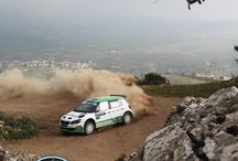 "SEAJETS 2015 Acropolis Rally / Motorsport enthusiasts will focus on Greece once again from October, 9 to October, 11 as the SEAJETS 2015 Acropolis Rally will ""bring"" the European Rally Championship to the unpredictable and fascinating Greek special stages. / by Visit Greece"