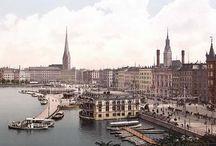 Hamburg / by The Black The White