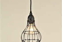 industral lamps vintage lighting / xx / by Tienda Kyoko