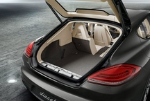 The New Porsche Panamera / Stories Of Thrilling Contradictions