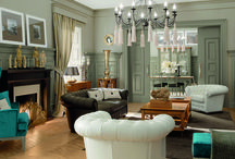 Desideri Collection - The Collector's Home / A wonderful home embellished with rare and timeless objects, with the innate essence of classical style and of art discovered in small Parisian shops. Desideri, the new Tosato Furniture collection, encompasses all this, and was created to combine elegance and prestige with the practical and quality characteristics that are essential in a unique product.
