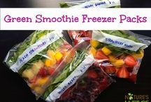 Recipes: Green Smoothies