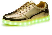 tênis de led dos sonhos