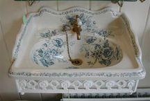 lavabo victorien