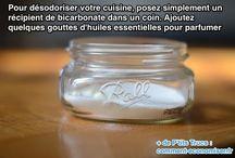 Mauvaises odeur dans l'as cuisine ou autre pièce