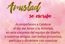 Blog Hop Amistad se escribe...