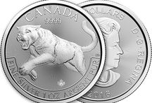 ABC Bullion Canadian Mint Coins
