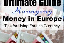 Nomad Money Management / Working abroad or remotely makes managing your finances all that more difficult. Hopefully some of these tips will make your life a little easier
