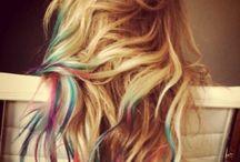 hair / by Kaila Moon