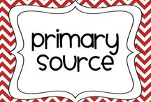 reading - primary and secondary sources
