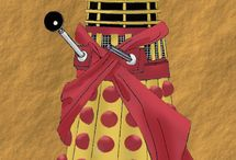 Doctor Who / by Robert Tomko