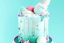 Riley's first birthday cake idea
