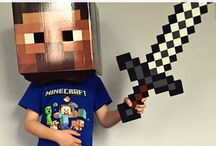 Kinderfeestje Minecraft