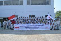 Skill Contest TMMIN 2015 / Pelepasan 24 Kontingen Skill Contest TMMIN 2015