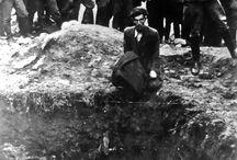 Förintelsen och folkmord / Bilder från och om Förintelsen och andra folkmord.