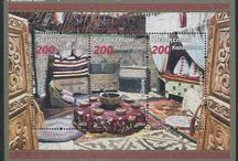 Textiles Stamps / Stamps with topic Textiles
