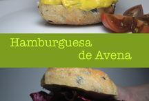 Hamburguesas y Bocadillos - Burguers and sandwiches / Todas las recetas de hamburguesas que existen en tu imaginación. Burguers