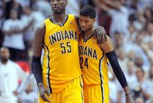 The Indiana Pacers / And Other NBA Goodies! / by Scott Booker