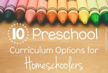 Preschool Learning / Preschool learning at home.