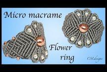 anelli macrame