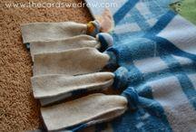 Knot blanket