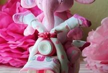 Diaper Cakes / by Brenda Palsma-Teske