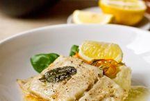 Recipes / Рыба, морепродукты