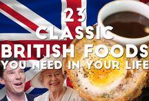 Food - British Isles