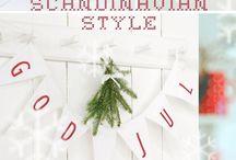 En stjerne skinner i natt / Julen er her - inspirasjon til hjem og gaver