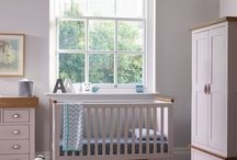 Daisy Nursery Range / Made to last from painted acacia hardwood, the Daisy Range will be perfect for any nursery. The range is made with beautiful smooth oak and off white painted finish. These pieces will have lasting appeal throughout your baby's first years and are a real investment, designed to adapt as your child gets older.
