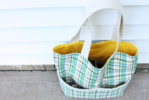 Bags, Bags, and more bags! / by Ashlee S