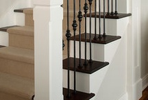 Stairways and entry ways