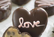 Čokoládové Kousky