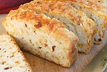 Yummm... Breads, Muffins & Rolls