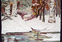 Rug Hooking - Georges E Tremblay