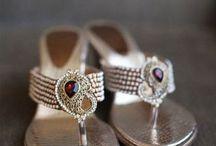 Bridal wedges